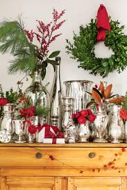 Types Of Christmas Tree Decorations by Vintage Christmas Decorations Southern Living