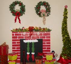 The Grinch Christmas Tree Decorations by Diy Grinch Fireplace Grinchmas Home Pinterest Grinch Grinch