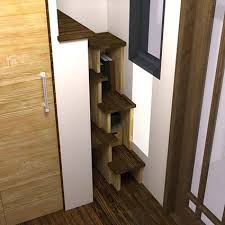 Tiny House Stairs Ladders
