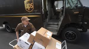 A UPS Driver Finds The End Of His Route - YouTube