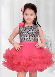 2016 Latest Style Fashionable Girl Wholesale Dress Child Wear In India