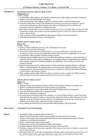 Front Desk Representative Resume Sample Manager Skills Objective Samples Hotel Job Impressive Template