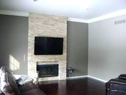 Dark Gray Accent Wall Grey Living Room With Requested Contemporary Family