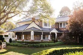 98 Pinterest Coastal Homes Outdoor Transformation A Tired Brick Home Is Now A Hamptons Dream