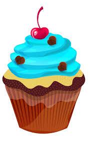 Vanilla Cupcake clipart transparent 9