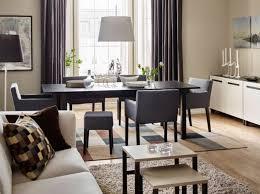ikea dining room cabinets brick wall decoration ideas fur rugs