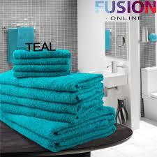 Sunflower Bath Towel Set by Luxury 10 Piece Towel Bale Set 100 Pure Egyptian Cotton Face Hand