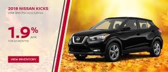Green Nissan In Springfield | Your Dealer For New & Used Vehicles