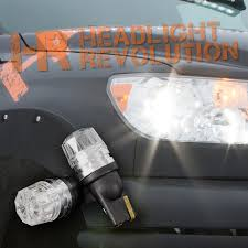 2007 2013 toyota tundra led front parking light bulb upgrade