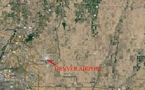 Denver International Airport Murals Artist by The Airport That Launched A Thousand Conspiracy Theories Telegraph