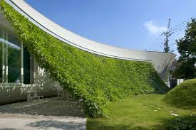 100 Japanese Modern House Lovely Green Wall Integrated In The Design Of A Crib