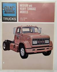 GMC Trucks Diesel Medium And Heavy Tonnage Models Sales Brochure ... 1967 Gmc K2500 Vehicles Pinterest Cars Trucks And 4x4 Pin By Starrman On 67 Long Stepside Chevy Truck Mirror Question The 1947 Present Chevrolet Pickup For Sale Classiccarscom Cc875686 Old Trucks Vehicle 7500 Cab Chassis Item J1269 Sold Jun Flatbed Dump I4495 Constructio Customer Gallery To 1972 Ck 1500 Series Overview Cargurus Ctl6721seqset 671972 Chevygmc Truck Sequential Led Tail Light
