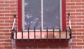 Decorative Security Bars For Windows And Doors by Drews Iron U0026 Fencing Services