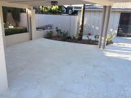 Npt Pool Tile Palm Desert by Arizona Stone Shell Stone Paver Travertine Concrete And