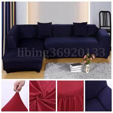 Best Fabric For Sofa With Dogs by Sectional Slipcovers Ebay