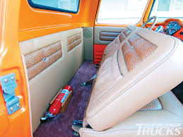 100 Custom Truck Interior Ideas 1956 Chevy Pickup Hot Rod Network