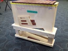 100 Home Made Xylophone DIY Orff Carts Get Those Bass Instruments Moving Make