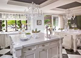 Layout Cabinet Color Curtains On Both Window And Slider Chandelier Clock Placement