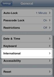 How to Change the Language on Your iPhone iPod touch