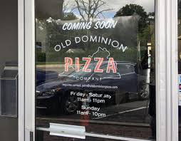 100 Old Dominion Truck Leasing New Pizzeria Set To Replace Upper Crust On Lee Highway ARLnowcom