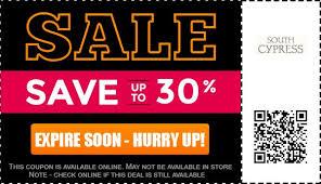 south cypress coupons feb 2018 coupon promo codes