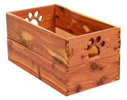 make wooden dog toy box discover woodworking projects