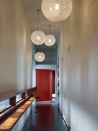 hallway decorating ideas that sparkle with modern style modern