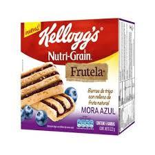 Kelloggs Nutri Grain Frutela Bars