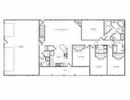 Free Pole Barn House Floor Plans by Open Floor Plan Pole Barn House