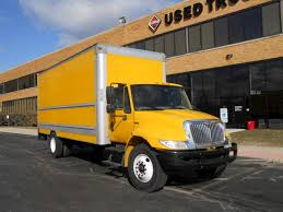 2013 International 4300 Box Truck For Sale, 213,250 Miles | Melrose ...