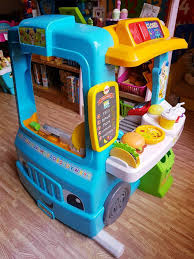 Fisher Price Laugh And Learn Serving Fun Food Truck | In Chandlers ...