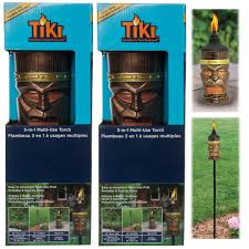 Amazon.com : TIKI Torches Set Outdoor 3-In-1 Tabletop Garden Deck ... Amazoncom Tiki Brand 12 Oz Torch Replacement Canister 57 In Kauai Bamboo Torch1112478 The Home Depot Outdoor Mini Tiki Torches Citronella Tabletop Thatch Roof Kits For Deck How Make Hut Palm Leaf Roof Backyards Enchanting Backyard Sets Patio Materialsfor Nstructionecofriendly Building Interior Henderson House Rental Tropical Themed Dual Master Suite Since It Seems To Be Garden Showoff Season Tikinew Orleans Royal Polynesian Set Of 4 Walmartcom Grenada Torch1116081