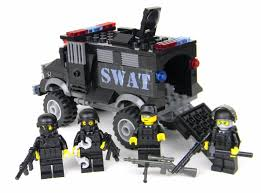 Deluxe SWAT Truck Police Vehicle Made With Real Lego® Bricks And ... Amazoncom Brick Brigade Custom Lego Military Model Vehicle For Lego Wwii Deuce And A Half Cckw Itructions Youtube Wc52 Truck Modern Vehicles Ideas Product Ideas Train Carriages Brickmania Blog Winners Arent Born Theyre Built Page 58 Classic Legocom Us Deluxe Swat Police Made With Real Bricks Heavy Tatra 8x8 Toy Mini Army War Building Block Jeep M35 Halftrack Bricknerd Your Place All Things The