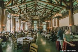 Ahwahnee Hotel Dining Room Menu by Romancing Yosemite