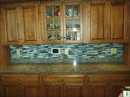 kitchen translucent glass tile glass tile backsplash pictures