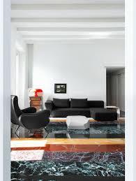 blick in designer wohnzimmer mit bild kaufen 13186092