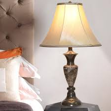 Tall Table Lamps For Bedroom by Home Source Industries Lmp106 Traditional Cappuccino Table Lamp