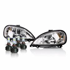 Project RA Premium 2004-2016 Freightliner Columbia LED Truck ... Trucklite Generation 2 Led Headlights Phase 7 4x4ovlander 60cm Drl Fxible Led Tube Strip Style Daytime Running Lights Tear Kits Similar To Hid For Headlightsfog Plugn 2018 Ford F150 Platinum Headlight Upgrade Kit Trucklite Round Headlamp 80275 Passing Installing Headlights In 2014 Gmc Sierra Better Automotive Easy Guide Install Strips Over Xr5 H13 Performance Lighting Ltd 200408 Cree Head Light F150ledscom For Truck Best In The Www