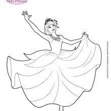 The Royal Dance Princess Catania Is Dancing Barbie Printable