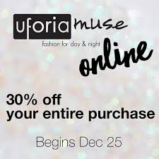 30% Off - Uforia Muse Coupons, Promo & Discount Codes ... Online Coupon Codes Promo Updated Daily Code Reability Study Which Is The Best Site Code Vector Gift Voucher With Premium Egift Fresh Start Vitamin Coupon Crafty Crab Palm Bay Escape Room Breckenridge Little Shop Of Oils First 5 La Parents Family Los Angeles California 80 Usd Off To Flowchart Convter Discount Walmart 2013 How Use And Coupons For Walmartcom Beware Scammers Tempt Budget Conscious Calamo Best Avon Promo Codes Archives Beauty Mill Your