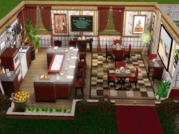 Sims 3 Legacy House Floor Plan by Little Business Lots Simple Minded Sims