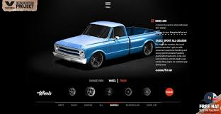 100 Build Your Own Truck CarRevsDailycom Valvoline Reinvention Project S Hendrick