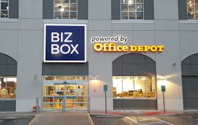 fice Depot launches new business services outfit BizBox in