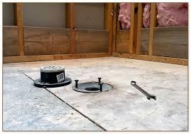 Sioux Chief Adjustable Floor Drain by Chief Shower Drain Installation