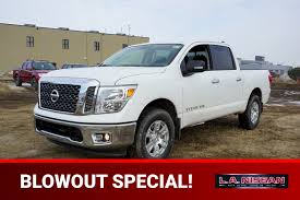 New Or Special Nissan Titan Truck For Sale Near Leduc, AB - L.A. Nissan New 2018 Nissan Titan Xd Sv Crew Cab Pickup In Carrollton 18339 Preowned 2017 4x4 Crewcab Platinum Navigation Gps Warrior Concept Truck Canada 2016 Design Deep Dive From Sketch To Production S Salt Lake City Longterm Update Haulin Roadshow Pro4x Review The Underdog We Can For Sale Atlanta Ga Amazoncom Reviews Images And Specs Vehicles Why Is The So Exciting Pro4x