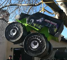 Monster Truck Party Pinata | Done | Pinterest | Monster Trucks ... Truck Kind Of Is Jam Pinata S And The First Grave Digger Monster Truck Pinata Pinatas Pinterest Birthdays Fire Id Mommy Diy Birthday Party Done Trucks Amazoncom Orange Dino Pull Toys Games Birthdayexpresscom Xix A Photo On Flickriver Jeep Motor Custom Pinatas Pinatascom Cre8tive Designs Inc