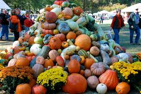 Stone Mountain Pumpkin Festival by Stone Mountain Ga Glittermoon Vintage Christmas