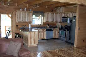Log Cabin Kitchen Decorating Ideas by Small Cabin Kitchen That U0027d Take Up About Half Of My Small Cabin