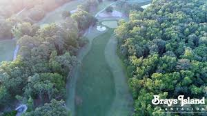 100 Brays Island Golf Course Drone Footage Facebook