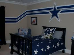 3 paint ideas for boys room sports with dallas cowboys edition